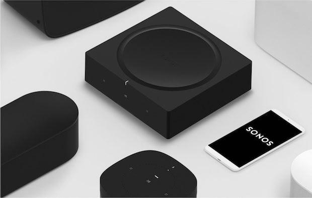 Amp Verstärker - Erweiterung des Sonos-Systems