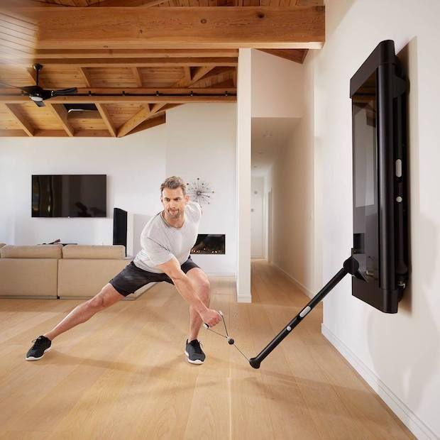 Tonal Fitness-System Übungen
