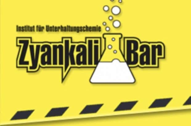 Zyankali Bar in Berlin