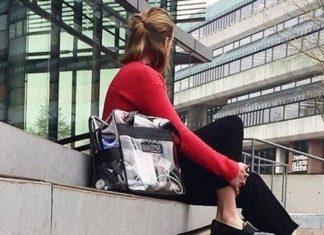 BIGBAG - die transparenten Taschen