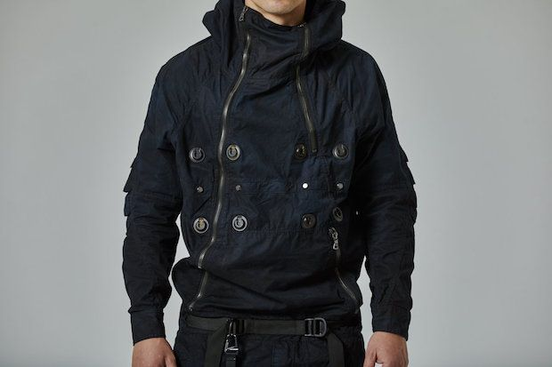 Cloudburst Stoker Jacket