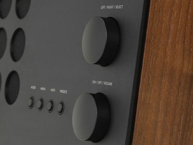 Eames Radio Detailansicht