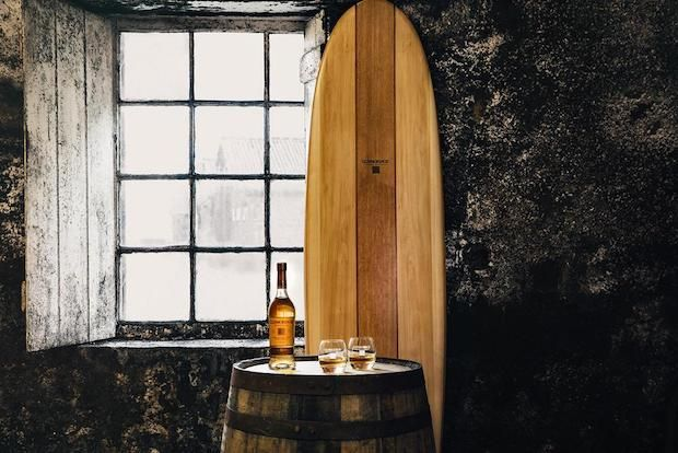 Glenmorangie Original Surfboard