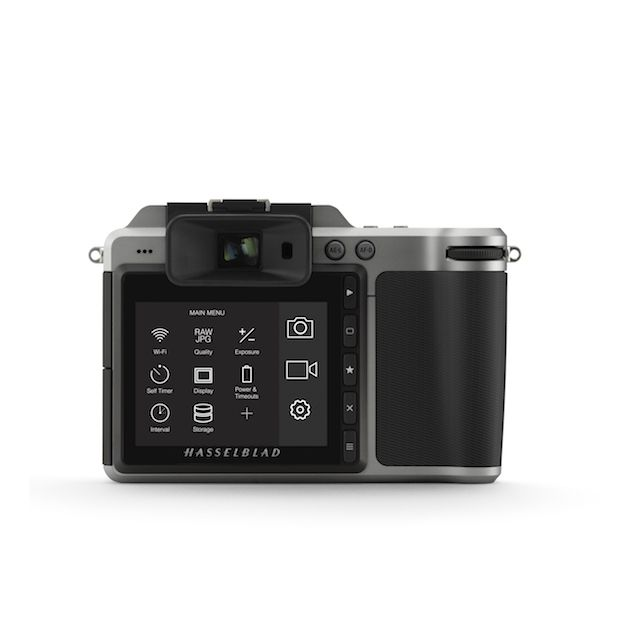 Hasselblad X1D Display