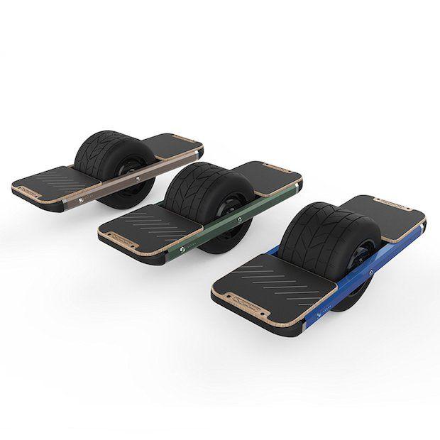 ICONWHEEL - Das Onewheel Skateboard
