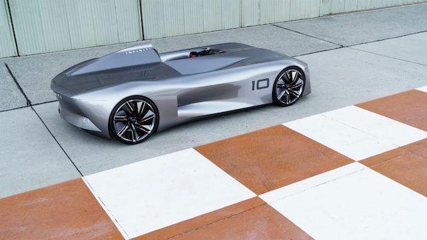 INFINITI Prototype 10 Konzeptauto