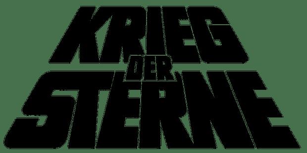 Krieg der Sterne Logo