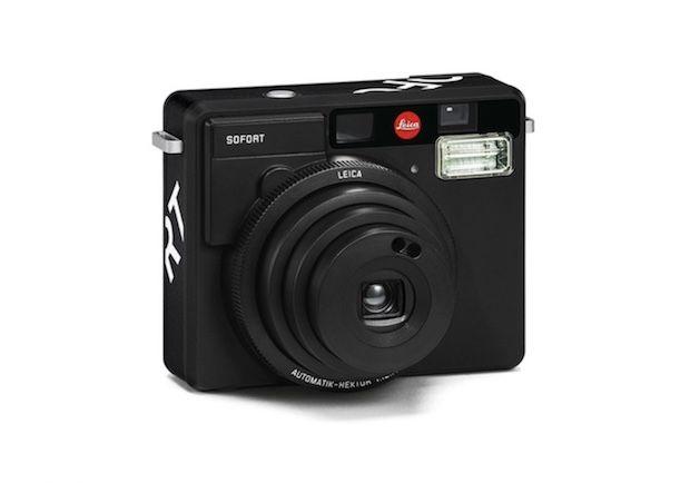 Leica Sofort Black Sofortbildkamera