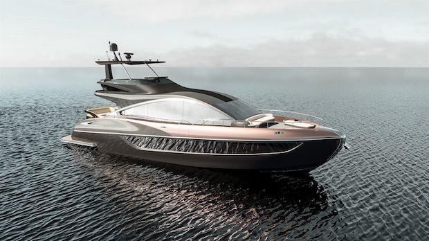 Lexus LY 650 Luxusyacht