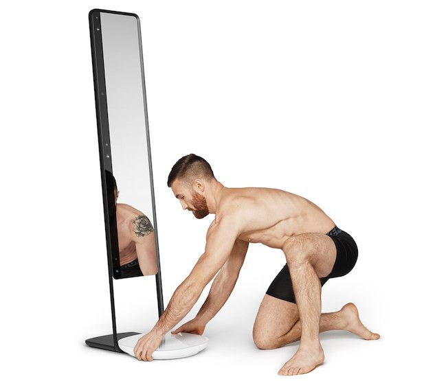 Naked Body Scanner in 3D