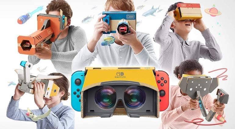 Nintendo Labo: VR-Set