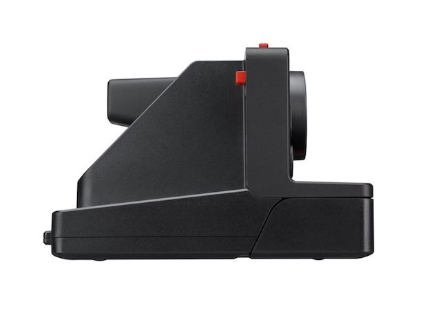 Polaroid OneStep+ Seitenansicht