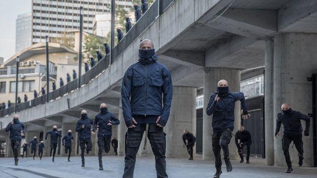 Riot Division Techwear