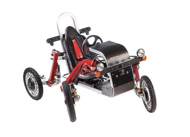 Swincar E-Spider Elektrofahrzeug