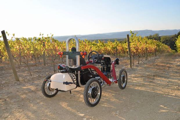 Swincar E-Spider Buggy