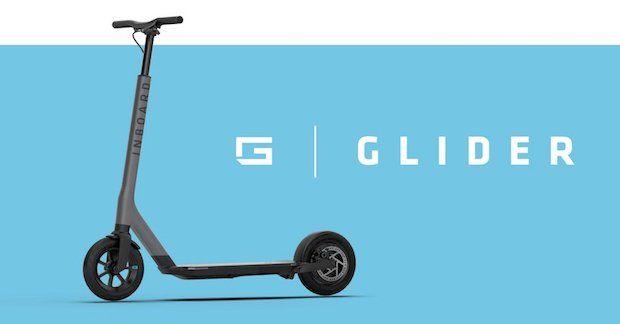 The Glider Elektro-Scooter