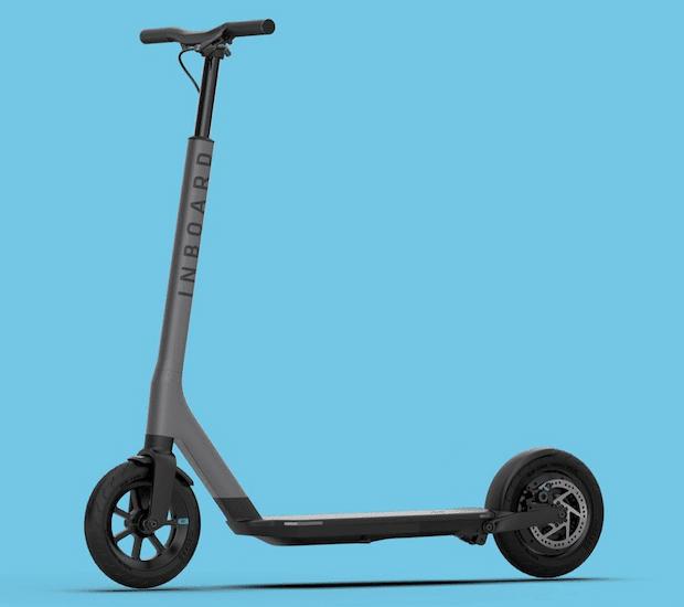The Glider E-Scooter