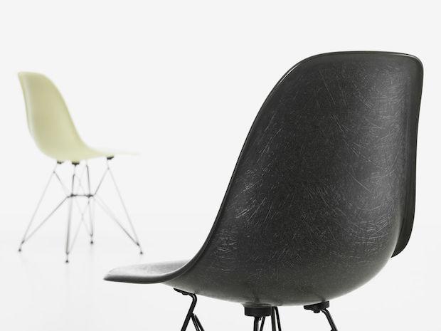Vitra Eames Fiberglass Chair Abbildung