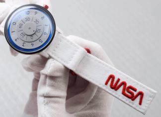 NASA Uhr von Anicorn