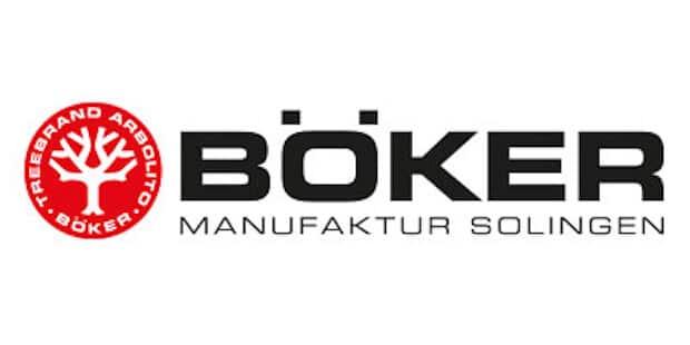 Böker Messer Manufaktur Solingen Logo