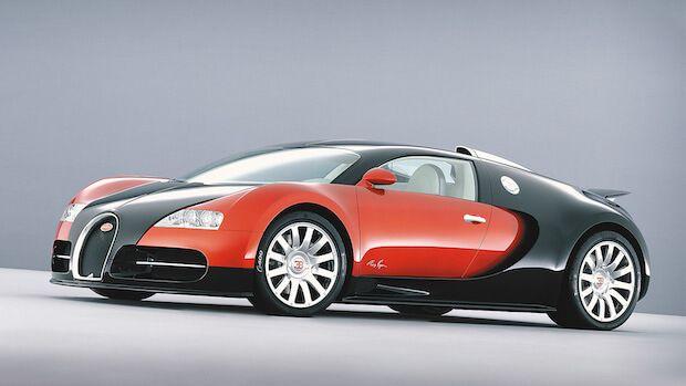 Bugatti EB 16.4 VEYRON Burmester Soundsystem