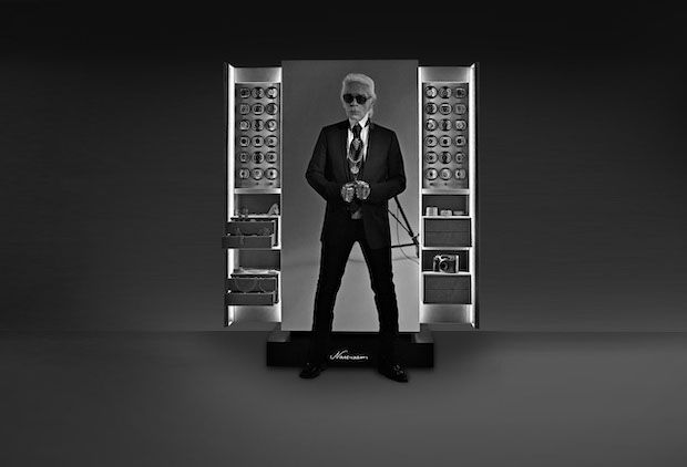 Doettling Narcissus - by Karl Lagerfeld