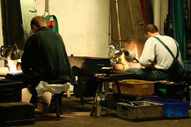 Güde Produktionsstätte