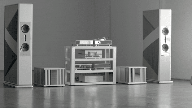 Home Audio Signature Line von Burmester