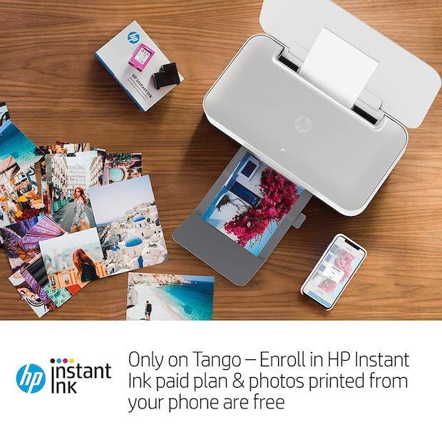 HP Tango - Ink Plan