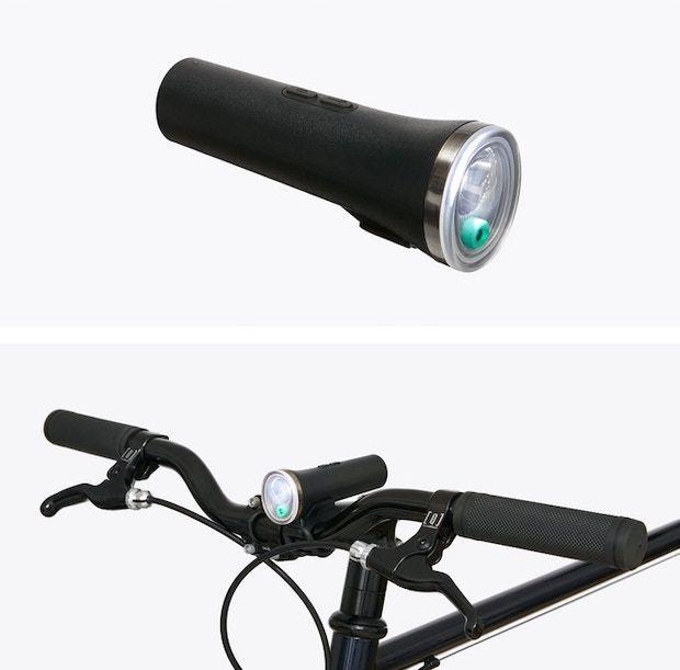 Laserlight Core - Fahrradlicht für Biker