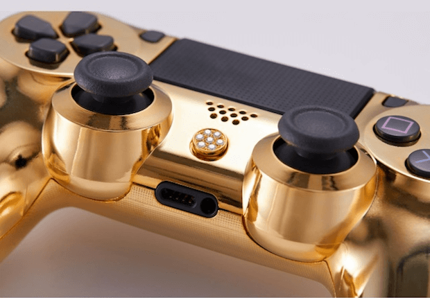 Lux DualShock 4 Controller - Details