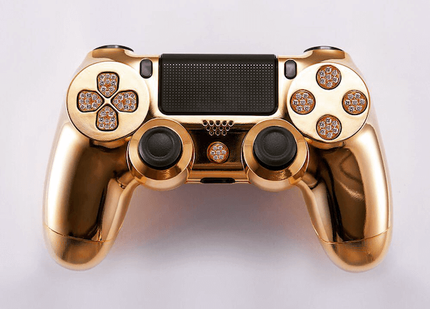 Lux DualShock 4 Controller