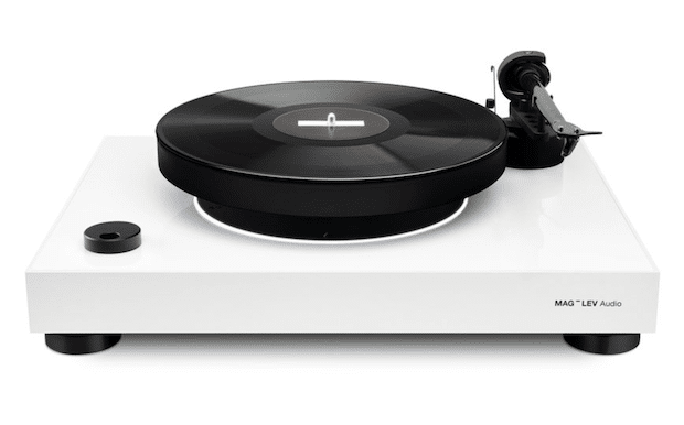 MAG-LEV Audio ML1 in Weiss