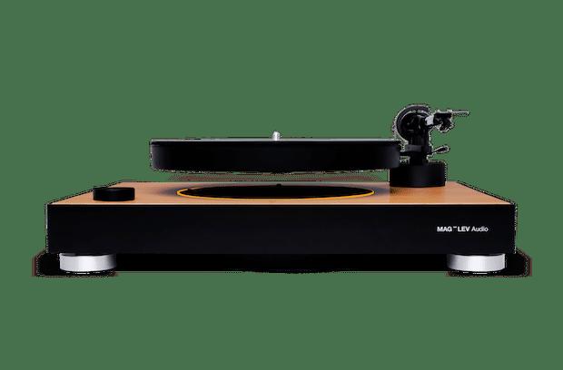 MAG-LEV Audio ML1 - schwebende Plattenspieler