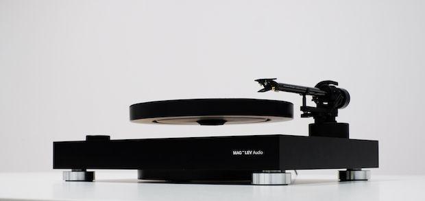 MAG-LEV Audio ML1 - schwebende Platte