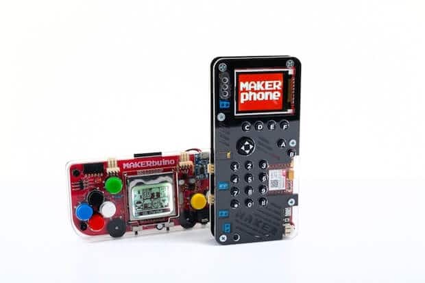 MAKERphone Abbildung