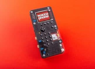 MAKERphone – DIY Mobiltelefon