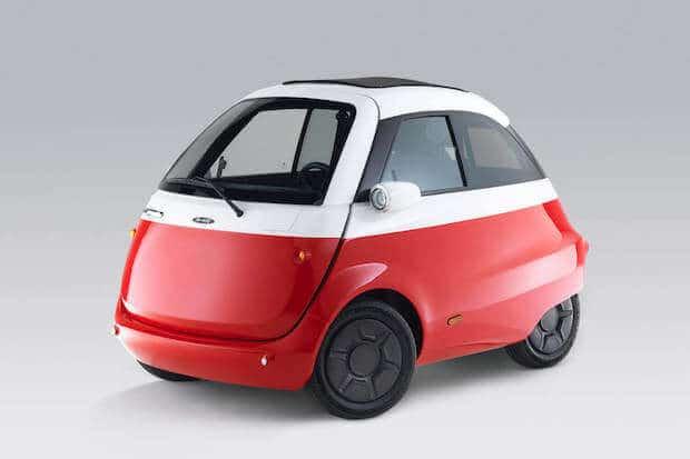 Microlino: Das Elektro-Stadtauto