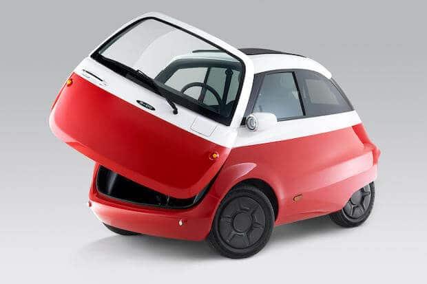 Microlino Stadtauto