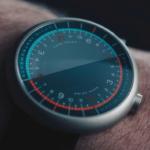 Optik Horizon 003 Technik Uhr