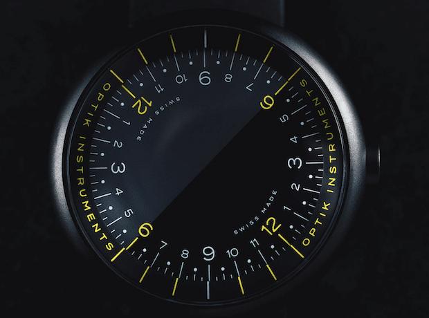 Optik Horizon 004 Navigator Uhr - Details