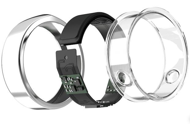 OURA Ring Details und Technik