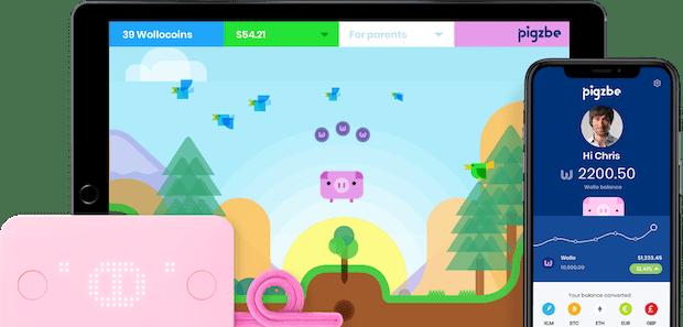 Pigzbe - Sparschwein für Kryptowährungen