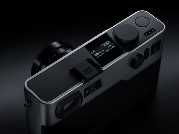 Pixii Rangefinder Kamera Details