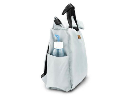 RANZN Backpack Rucksack Seitenansicht