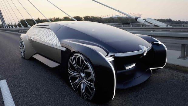 EZ-ULTIMO - Renault Konzeptauto