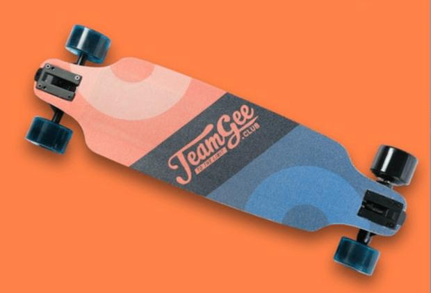 SAIL - Das elektrische Skateboard