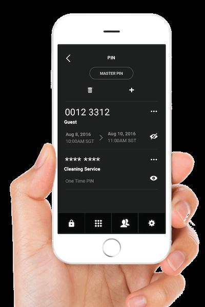 Smart Keybox App