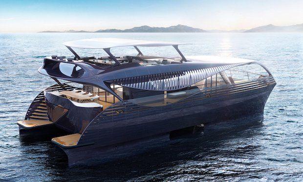 Solarimpact Yacht Details
