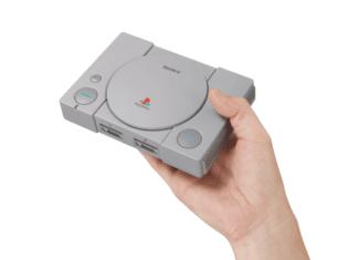 Playstation Classic Abbildung